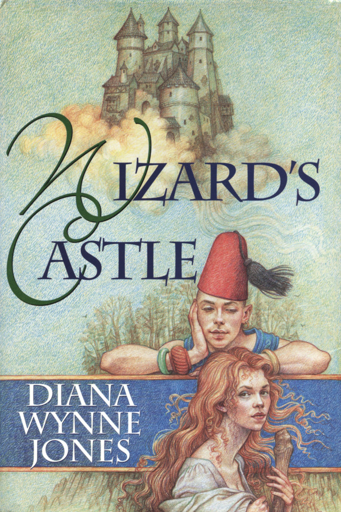 """Wizard's Castle"" by Diana Wynne Jones."