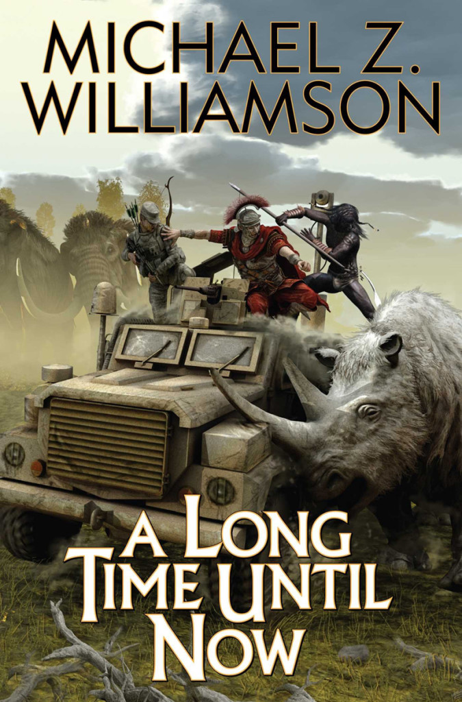 """A Long Time Until Now"" by Michael Z. Williamson."