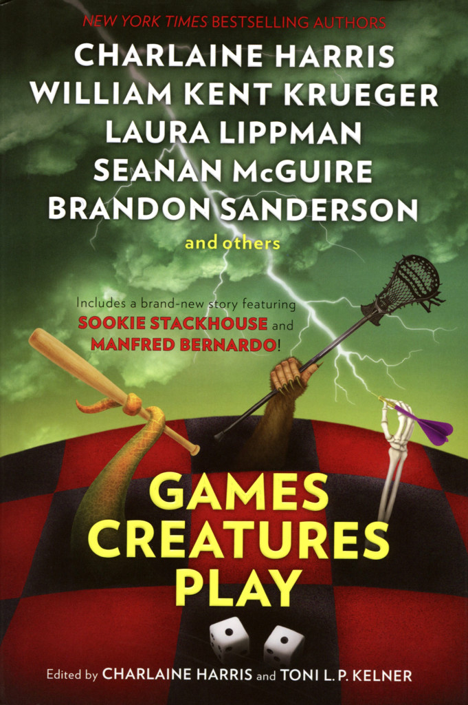 """Games Creatures Play"" edited by Charlaine Harris and Toni L.P. Kelner."