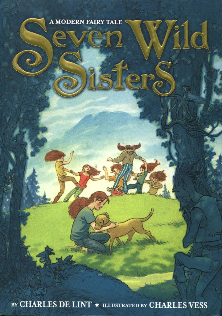 """Seven Wild Sisters"" by Charles de Lint."