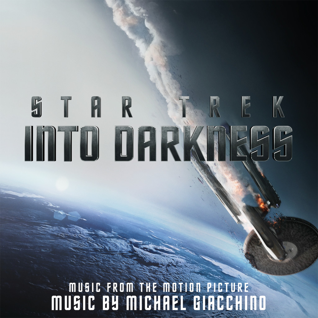 """Star Trek Into Darkness - Music from the Motion Picture""."