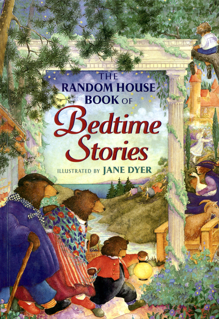 """The Random House Book of Bedtime Stories""."