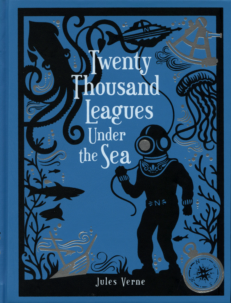 a book report on 20000 leagues under the sea a novel by jules verne Though definitely an influential novel purchase 20,000 leagues under the seafrom amazon | book 20,000 leagues under the sea by jules verne.