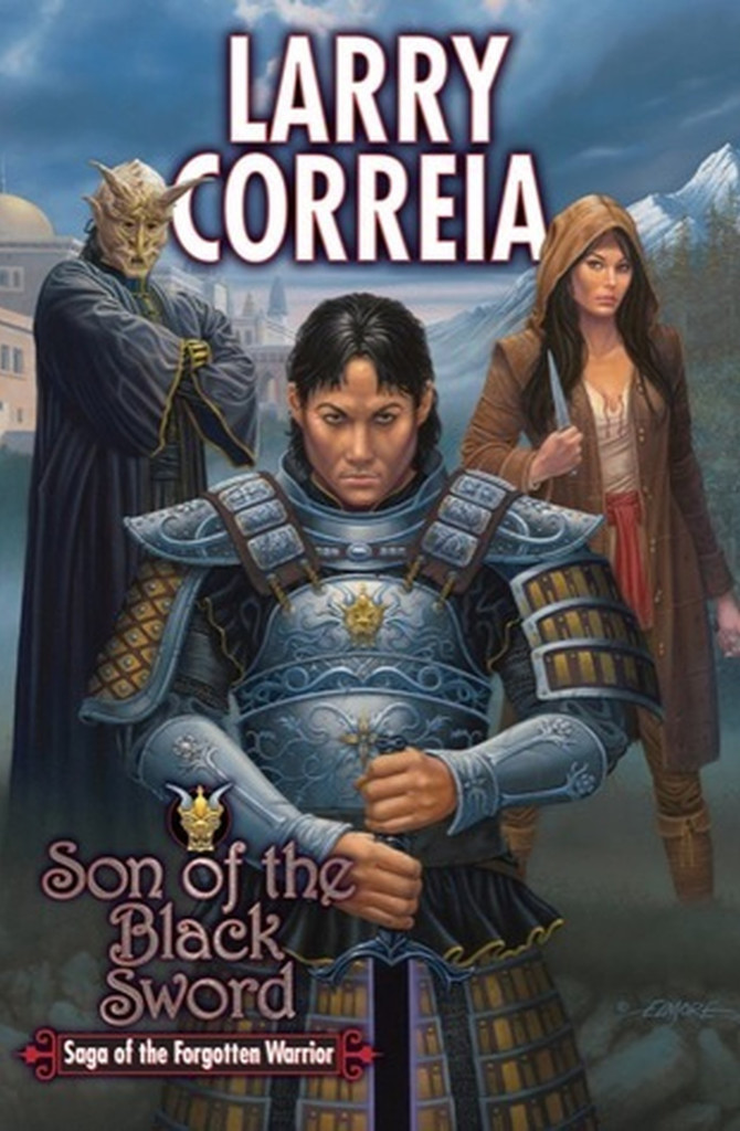 """Son of the Black Sword"" by Larry Correia."