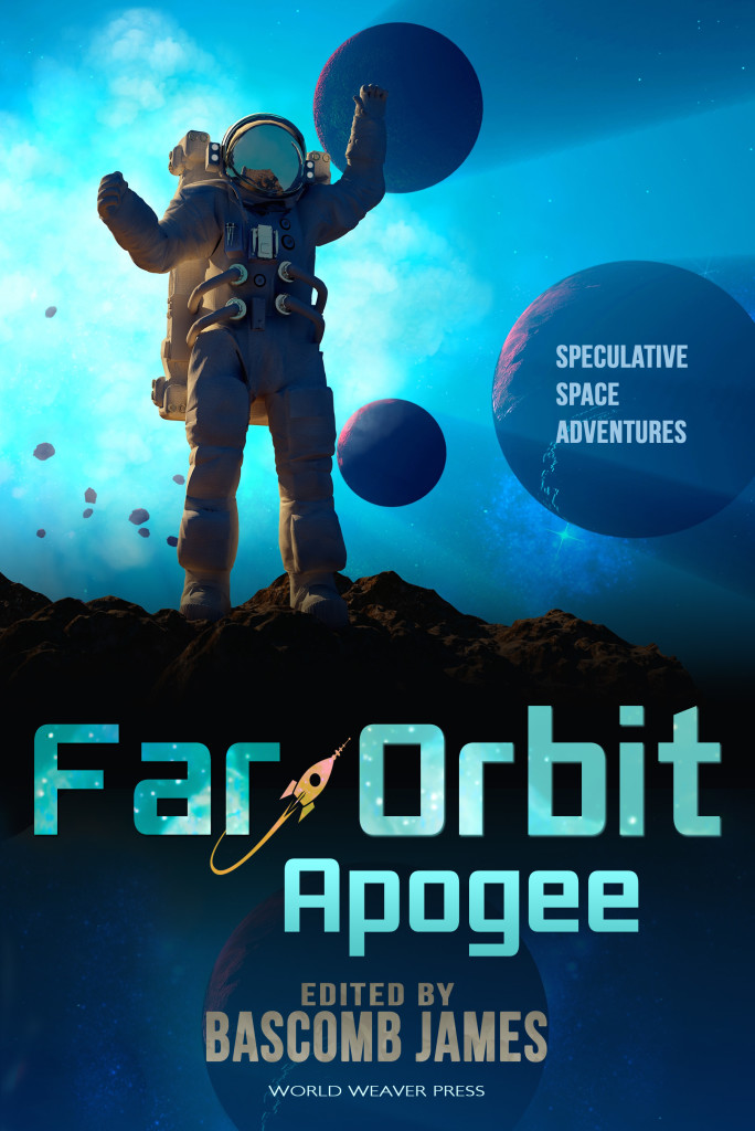 """Far Orbit Apogee"" edited by Bascomb James."