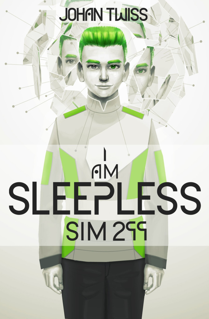 """I Am Sleepless - Sim 299"" by Johan Twiss."