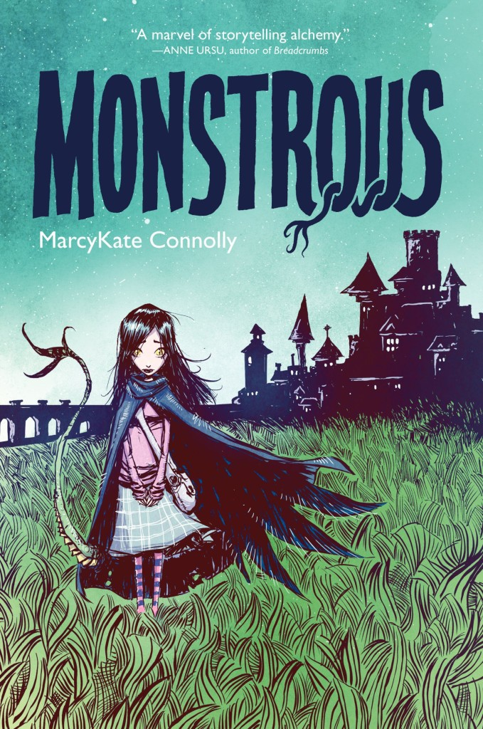 """Monstrous"" by MarcyKate Connolly."
