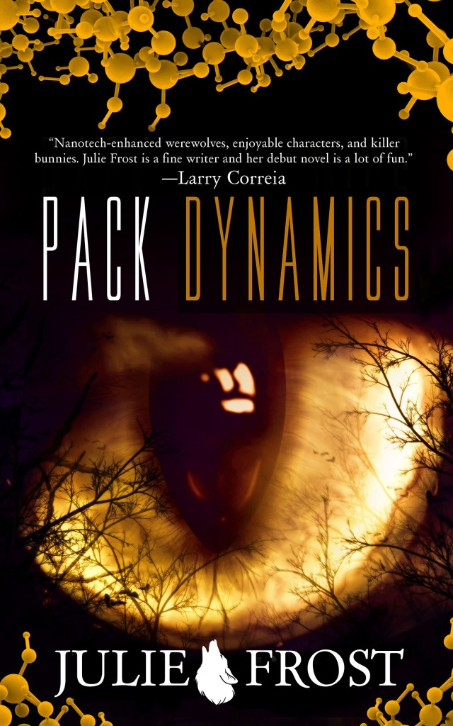 """Pack Dynamics"" by Julie Frost."