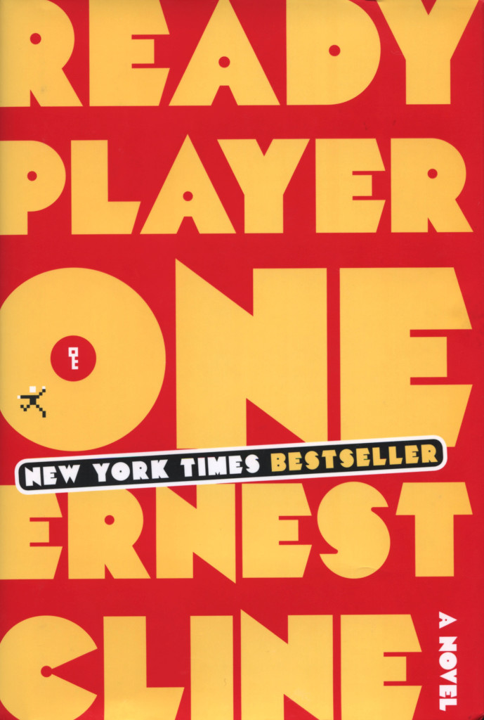 """Ready Player One"" by Ernest Cline."