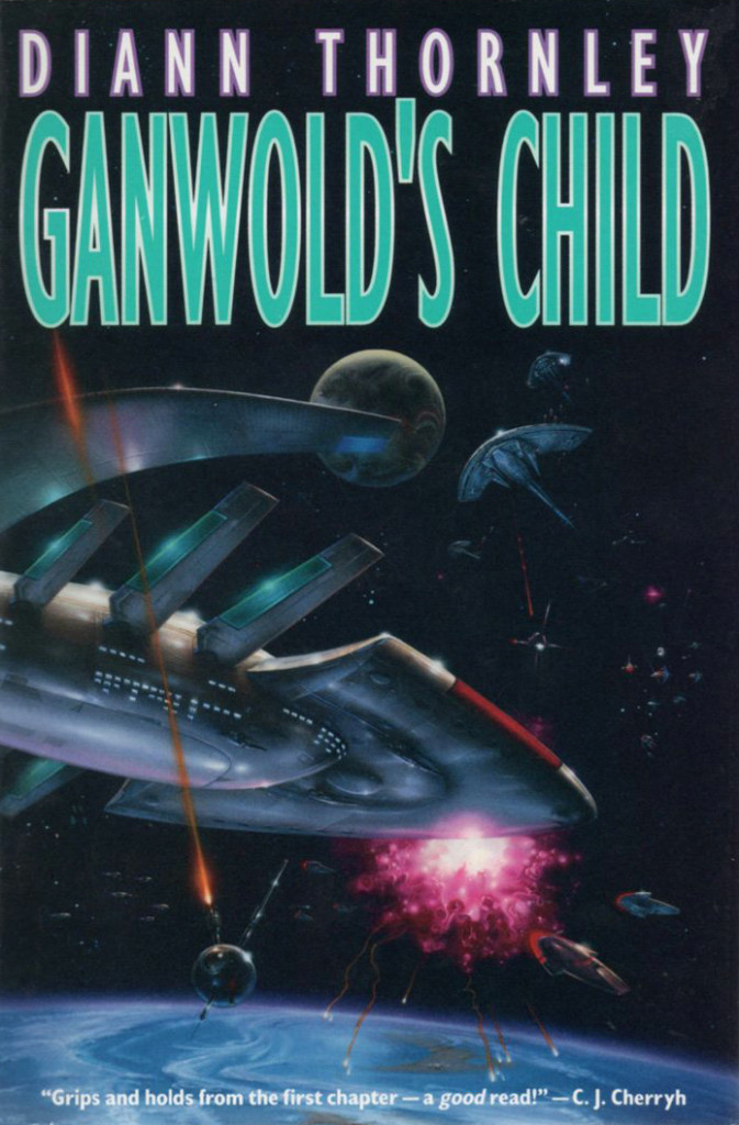 """Ganwold's Child"" by Diann Thornley."