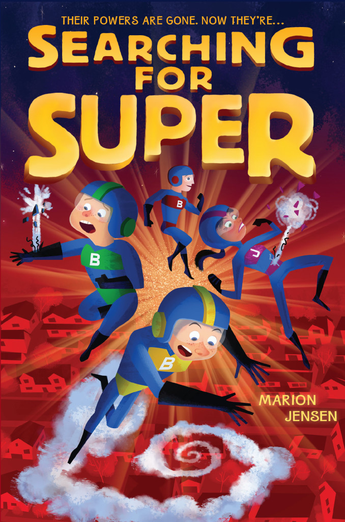"""Searching for Super"" by Marion Jensen."