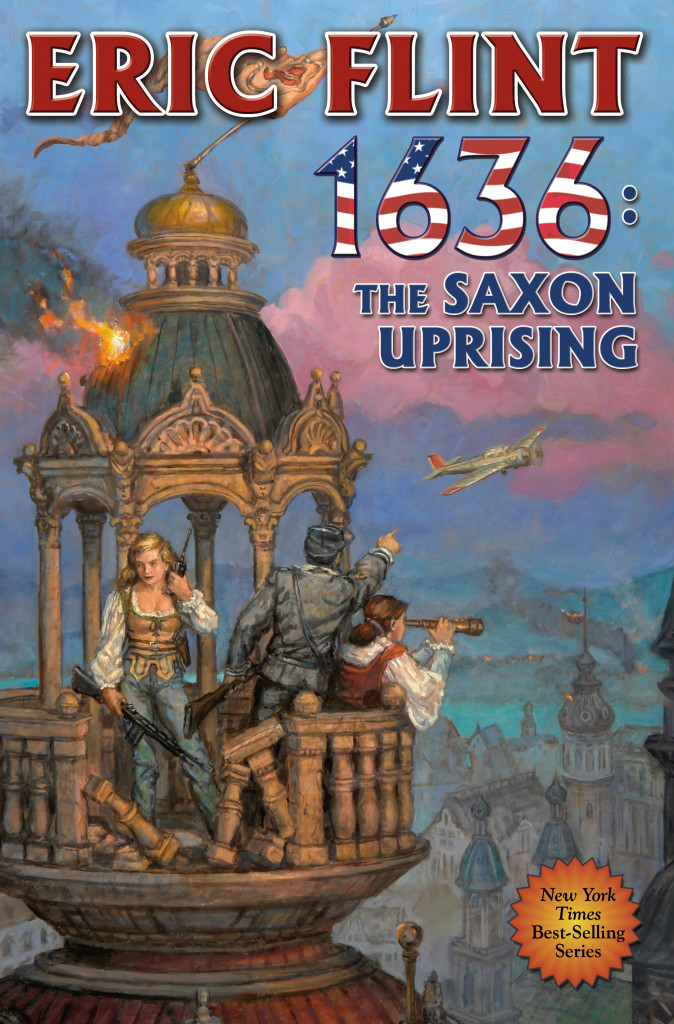 """1636 - The Saxon Uprising"" by Eric Flint."