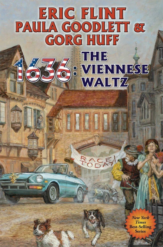 """1636 - The Viennese Waltz"" by Eric Flint, Paula Goodlett, and Gorg Huff."