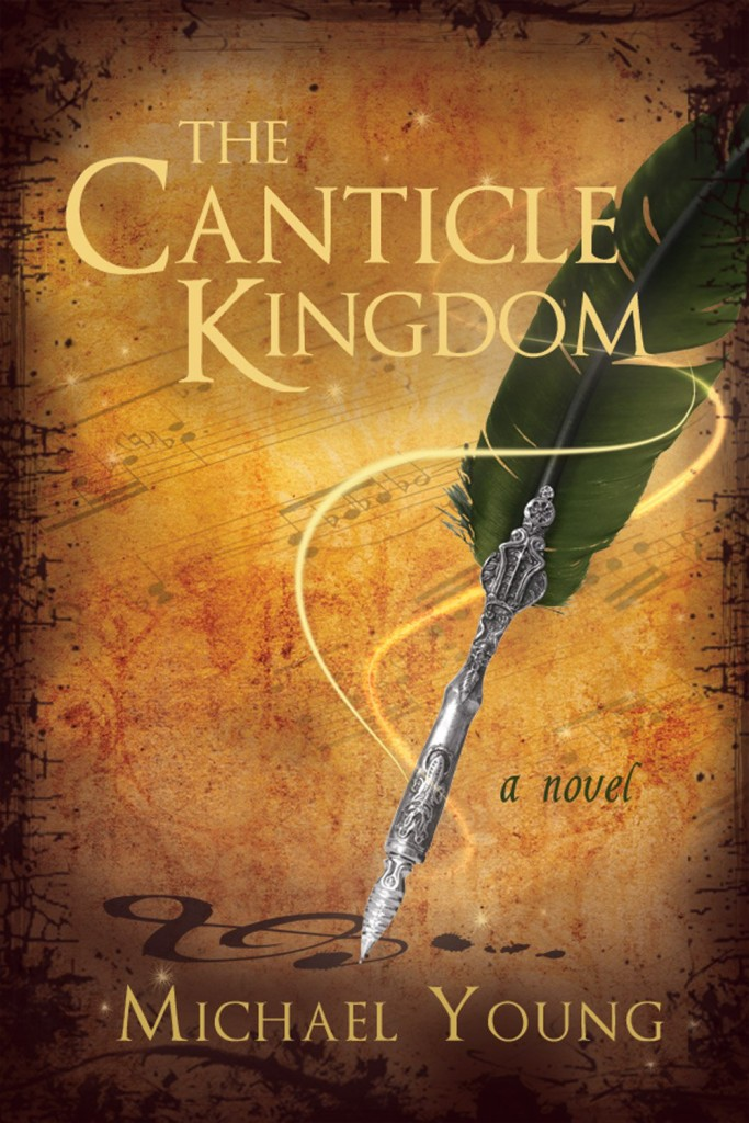"""""""The Canticle Kingdom"""" by Michael Young."""