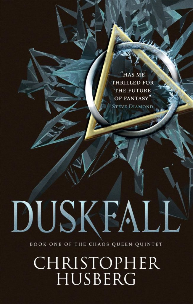 """Duskfall"" by Christopher Husberg."
