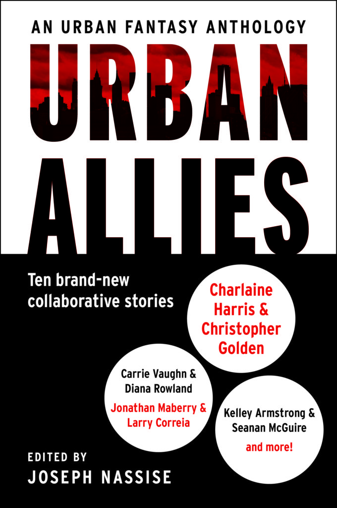 """Urban Allies"" edited by Joseph Nassise."