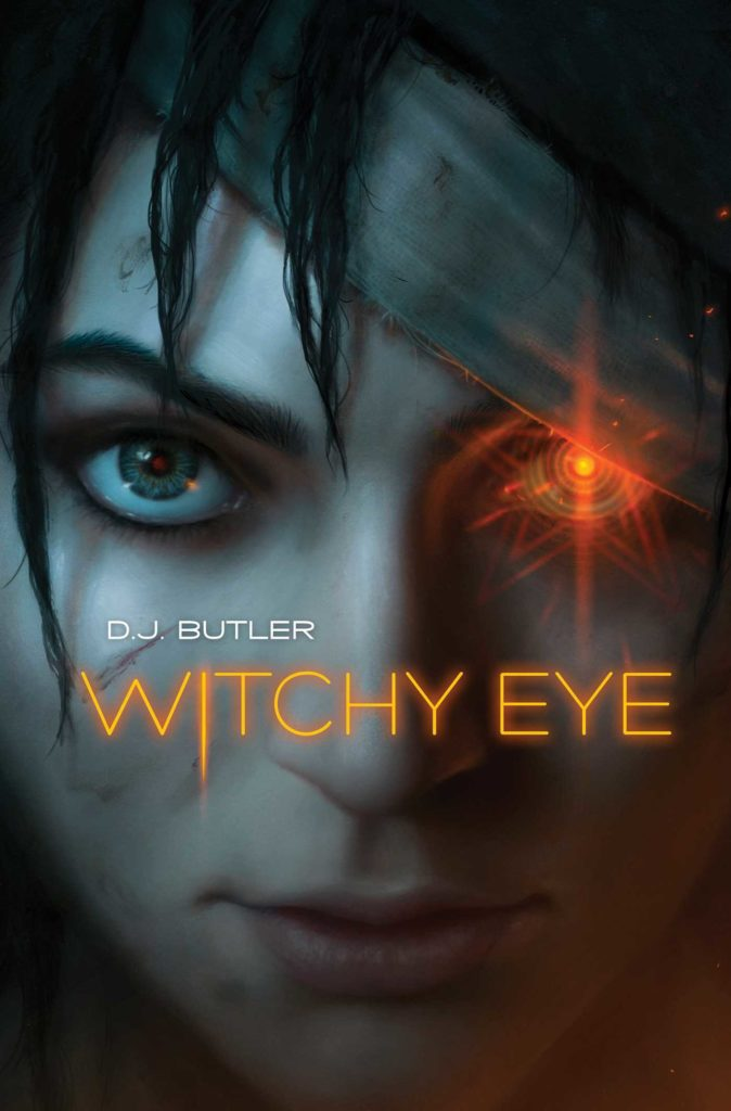 """Witchy Eye"" by D.J. Butler."
