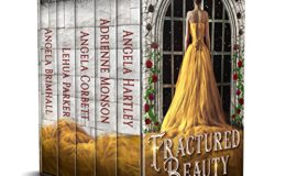 Fractured Beauty by Angela Hartley, Adrienne Monson, Angela Corbett, Lehua Parker, and Angela Brimhall
