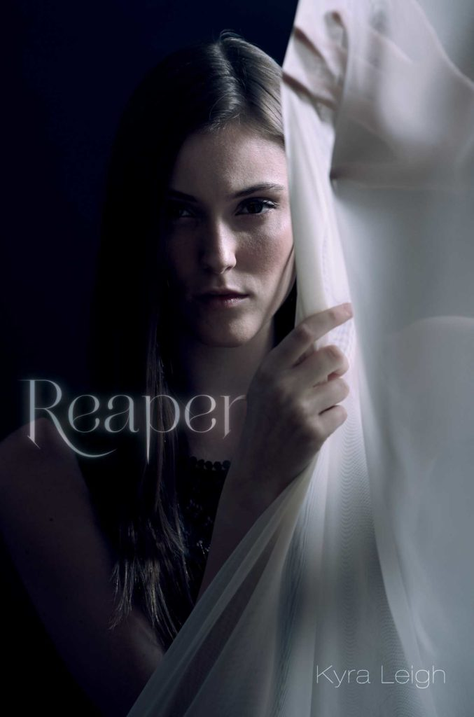 """""""Reaper"""" by Kyra Leigh."""